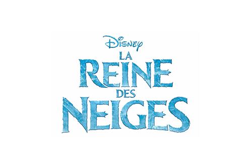 Logo Reine des neiges